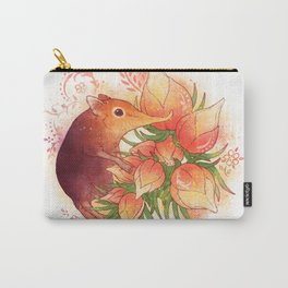 Pollinator Animals- Elephant Shrew Carry-All Pouch