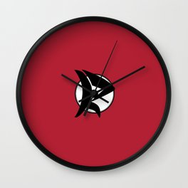 Revolve Production Wall Clock