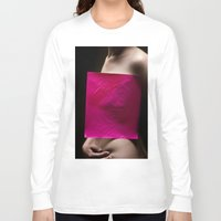 rothko Long Sleeve T-shirts featuring rothko  by fotosbygf