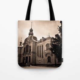 The Old Palace Tote Bag