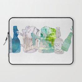 Watercolor Beersteins Laptop Sleeve