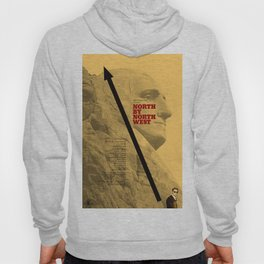 Hitchcock: North by Northwest Hoody
