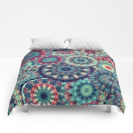 Mandala (Floral 1) Comforters