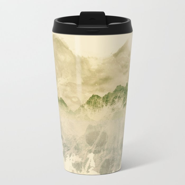 Woolf Metal Travel Mug