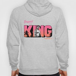 "The Victrs ""Respect The King""  Hoody"