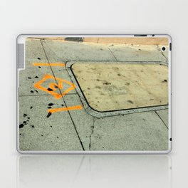 Two Of Diamonds Laptop & iPad Skin
