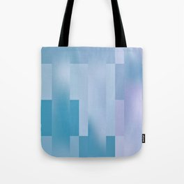 Global Dither Abstract Tote Bag