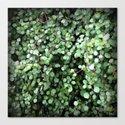 Flower | Flowers | Small Green Leaves | Leaf Vine Vignette by trumyiz