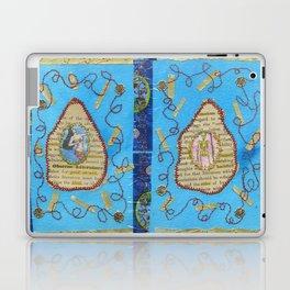 Obscene Literature Laptop & iPad Skin