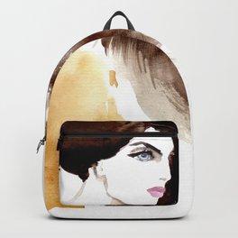 Looking forward Backpack