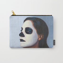 Sister Death, Hermana Muerte, Day of the Dead Carry-All Pouch