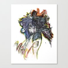 FlightMinded Canvas Print
