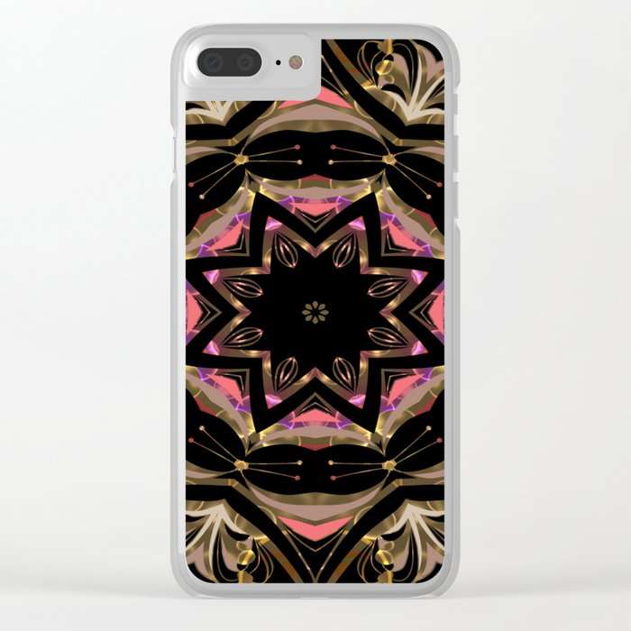 Southern star . Clear iPhone Case