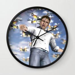 Alexei Navalny Wall Clock
