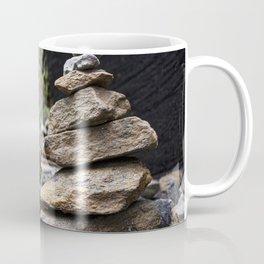 Stacked Rocks Coffee Mug