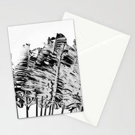 BW Tree Stationery Cards