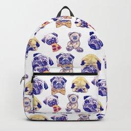 Pug-Tastic! Backpack