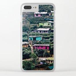 Sri Lankan Town Clear iPhone Case