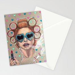 Nicotine Vanity Stationery Cards