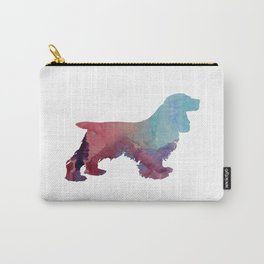 Cocker Spaniel Carry-All Pouch