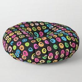 CandyDots Licorice Floor Pillow