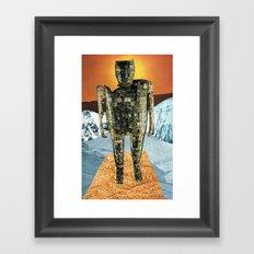 arsicollage_6 Framed Art Print