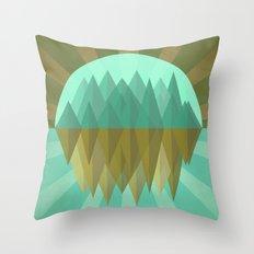 Rocks rock Throw Pillow