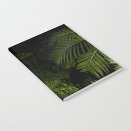 Tropical jungle. Notebook