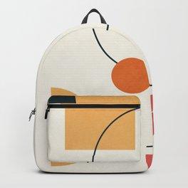 Clean Flow Geometry 6 Backpack