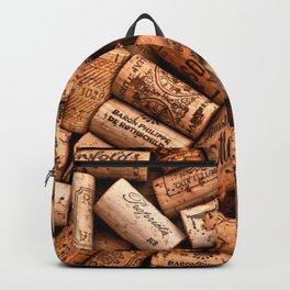 Corks,wine corks Backpack