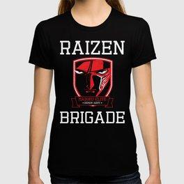 Mazoku Elite Raizen Brigade T-shirt