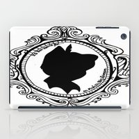 peter pan iPad Cases featuring Peter Pan  by Lydia Dick