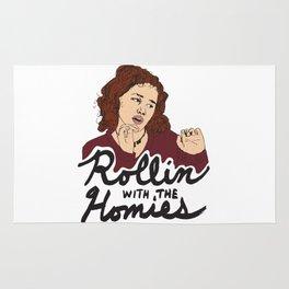 Tai Rollin With The Homies Rug