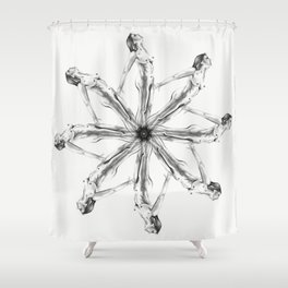 It's going to be okay Shower Curtain
