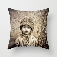 Alizée Throw Pillow