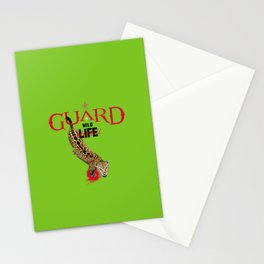 EARTH+LIFE GUARD Stationery Cards