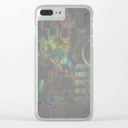 DNA Strand Clear iPhone Case
