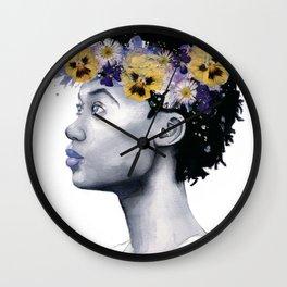 Sometimes the sky belongs to me Wall Clock