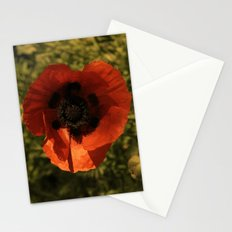 woodstock flowers Stationery Cards