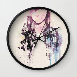Poxleitner LiGHTS ver.2 Wall Clock