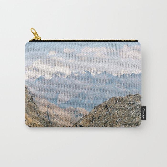 Salkantay Trek to Machu Picchu - Wild Veda Carry-All Pouch