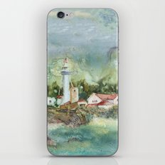 Whitefish Point iPhone & iPod Skin