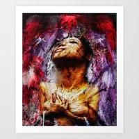 #12 Likos Art Print