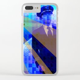 nobody's chasing Clear iPhone Case