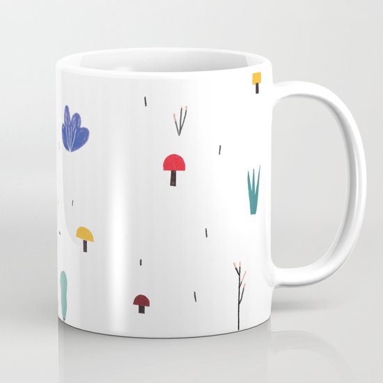 forest flare Mug