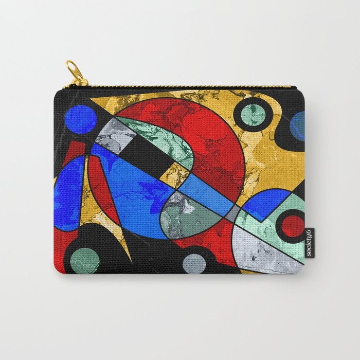 Abstract #103 Carry-All Pouch