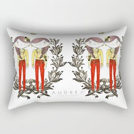 BEE LOVE Rectangular Pillow