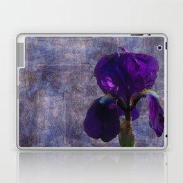 Captivating Iris Laptop & iPad Skin