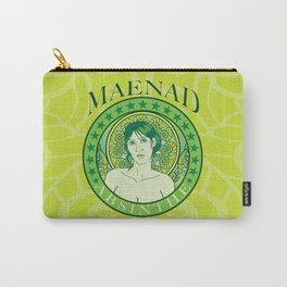 Maenad Absinthe Carry-All Pouch