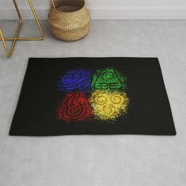 Four Elements Rug